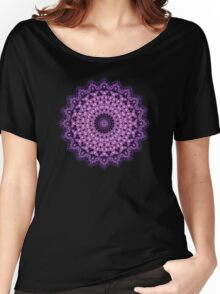 Happi Mandala 15 Women's Relaxed Fit T-Shirt