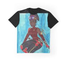 Reluctant Hero Graphic T-Shirt