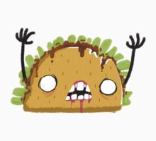 Zombie Taco Kids Tee