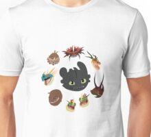 The Dragon Gang Unisex T-Shirt