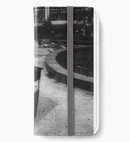 A Big City is Lonely Music iPhone Wallet/Case/Skin