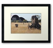 I Love a Sunburnt Country Framed Print