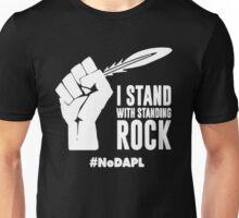 I Stans with Standing Rock T Shirt, #Nodapl T Shirt T-Shirt Unisex T-Shirt