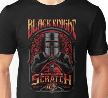 Holy Grail Black Knight Tis But A Scratch Ale Unisex T-Shirt