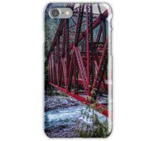 Pipeline Bridge iPhone Case/Skin