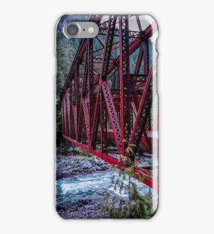 Pipeline Bridge iPhone Case/Skin