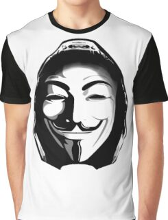 ANONYMOUS T-SHIRT Graphic T-Shirt
