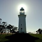 Midday Lighthouse by Chris Chalk