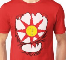 3D praise the sun logo Unisex T-Shirt