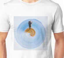 island in the ocean Unisex T-Shirt