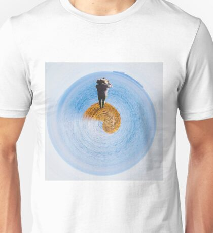 island in the ocean Unisex T-Shirt