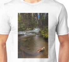 Moment to take pleasure in flourishing forest Unisex T-Shirt