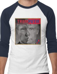 TRUMPUTIN 2016. Men's Baseball ¾ T-Shirt