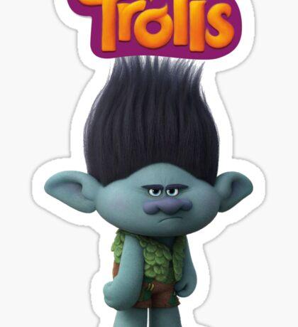 branch troll Sticker