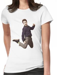 Daniel Radcliffe Womens Fitted T-Shirt