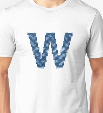 Fly The W - Ugly Christmas Sweater  Unisex T-Shirt