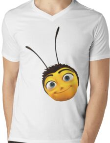 Barry B. Benson from the Bee Movie Mens V-Neck T-Shirt