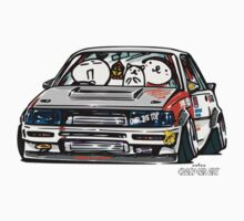 Crazy Car Art 0145 One Piece - Long Sleeve