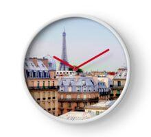 paris three Clock