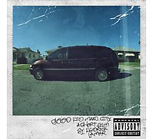 Kendrick Lamar - Good Kid, M.A.A.D City Photographic Print