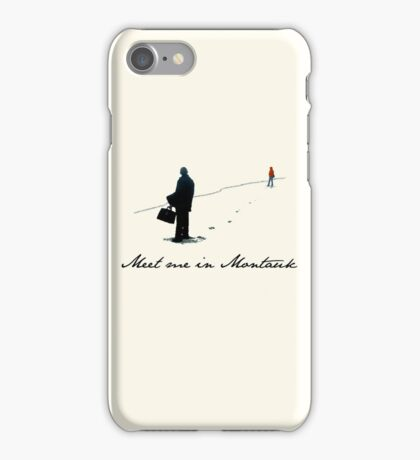 Meet Me in Montauk... iPhone Case/Skin