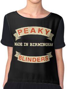 peaky blinders Chiffon Top