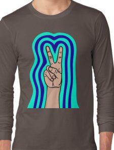 Peace! Long Sleeve T-Shirt