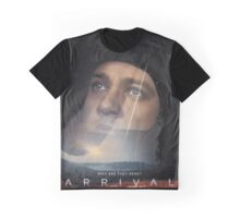 Jeremy Renner Arrival Graphic T-Shirt