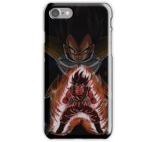 Goku (Kaio-Ken) and Vegeta (Saiyan Saga) iPhone Case/Skin