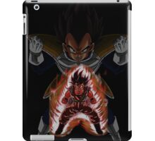 Goku (Kaio-Ken) and Vegeta (Saiyan Saga) iPad Case/Skin