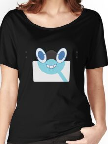 Rotom Dex Women's Relaxed Fit T-Shirt