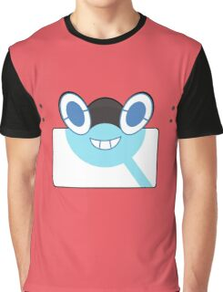 Rotom Dex Graphic T-Shirt