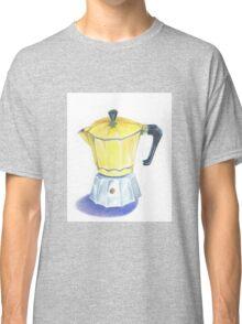 Yellow Espresso Classic T-Shirt