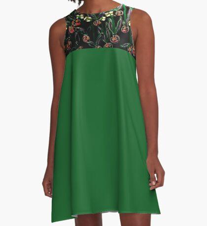 Night Mood  A-Line Dress