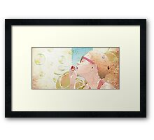 Soap Bubble Framed Print