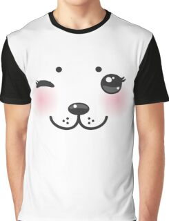 Winking  seal baby Graphic T-Shirt