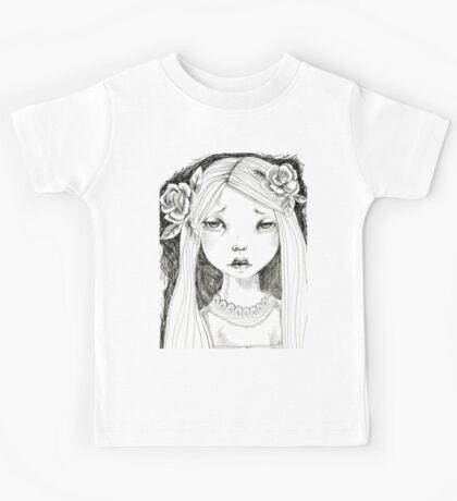 Vampire Girl Kids Tee