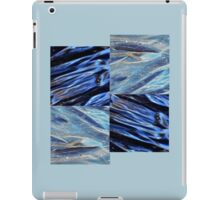 plastic waves by 4 iPad Case/Skin