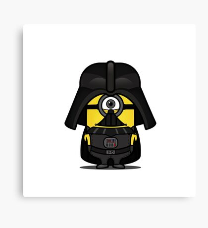 Mini IN Vader Canvas Print