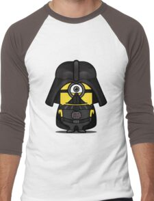 Mini IN Vader Men's Baseball ¾ T-Shirt