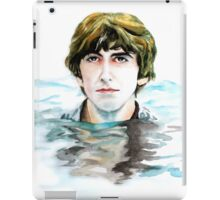 Living in the Material World iPad Case/Skin