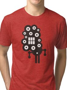 Robots in cell. Tri-blend T-Shirt