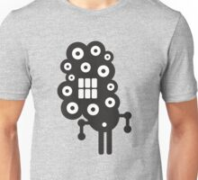 Robots in cell. Unisex T-Shirt