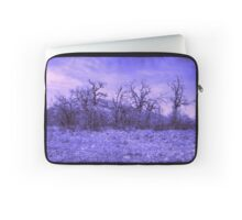 Purple Landscape Laptop Sleeve