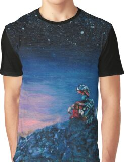 Wall-E Repainted Graphic T-Shirt