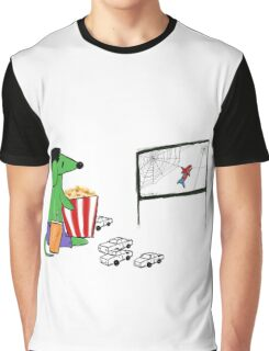 The Hulk-Ween Graphic T-Shirt