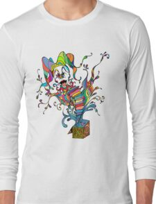 Jack In The Box Long Sleeve T-Shirt
