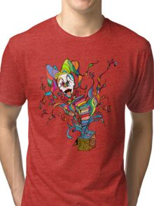 Jack In The Box Tri-blend T-Shirt