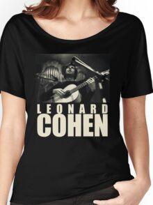 COHEN Women's Relaxed Fit T-Shirt
