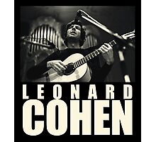 COHEN Photographic Print